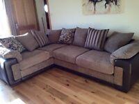 DFS Infinity Corner Sofa