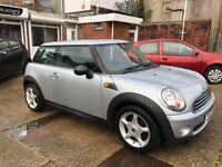 Mini one 2007 model. 1.4ltr lovely example low mileage 64859 miles brand new mot and fresh service