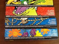 Rugrats Movie Watches 1998 all 4 for 30.00 unused