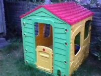 Playhouse in excellent condition moving so needs to be gone...