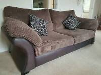 3 seater sofa 6 months old