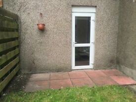 1 bedroom, ground floor flat for rent, Montrose. GCH, no DSS