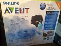 Avent Baby Feeding Essentials Set.