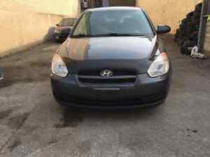 HYUNDAI ACCENT 2008 **CLEAN & NEGO**