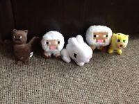 Minecraft Soft Toys