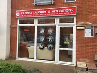 DRY CLEANERS/LAUNDERETTE BUSINESS FOR SALE