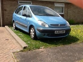 Suitable for spare parts or a project. No tax or Mot. Drive able. Needs collecting