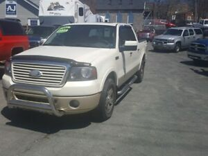 2008 Ford F-150 Lariat fresh trade as is special not inspected