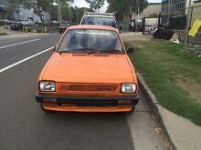 1986 Suzuki Mighty Boy Ute Merrylands Parramatta Area Preview