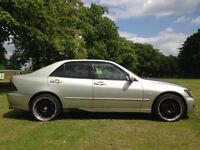 Lexus IS200 Saloon Modified Custom Build Sound System Sports Exhaust BBS WHEELS