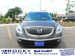 2011 Buick Enclave - BAD CREDIT APPROVALS