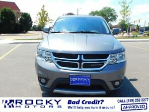 2012 Dodge Journey R/T - BAD CREDIT APPROVALS