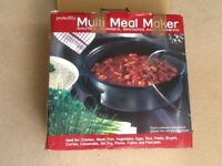 Electric meal maker new