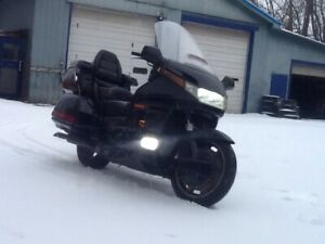 Honda GL1500 Gold Wing 1991
