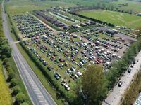 Stonham Barns Sunday Car Boot & American Car Show on 19th September 2021