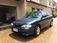2000 Hyundai Excel Hatchback Airlie Beach Whitsundays Area Preview