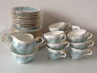 Aynsley china tea set