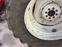 Michelin tractor tyres 600/85/38 480/85/28