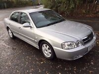 Kia Magentis **AUTOMATIC**74000 MILES**YEARS MOT**LEATHER INTERIOR**BARGAIN*
