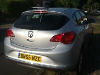 Vauxhall Astra hatchback 2015 Low mileage