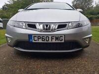 Honda Civic 2.0i CTD ES