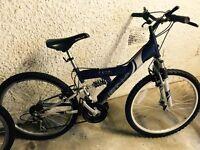 Apollo Excel Child's Mountain Bike, Great Condition