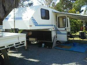 Knudson Fifth Wheeler & 2009 Ford Ranger 4x4 Dual Cab Coomera Gold Coast North Preview