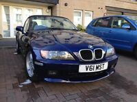 Montreal Blue BMW Z3 2.8