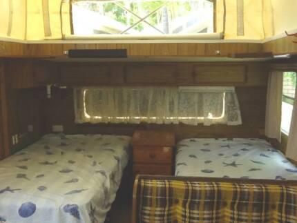 caravan in exelent condition