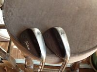VOKEY WEDGES... OIL CAN FINISH