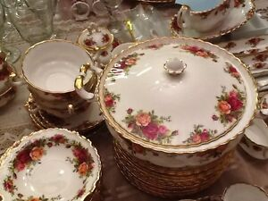 Old country Roses China