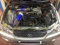 Lexus is300 turbo chraged