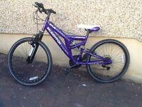 GIRLS MOUNTAIN BICYCLE