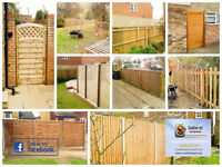 WE WILL BEAT ANY PRICE QUOTED ON FENCING - Contact Sean at CreativePort 01462 811 611