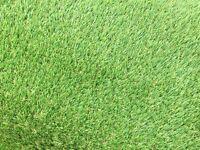 5m of Artificial Grass 4 feet wide 30mm pile