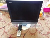 """Samsung 15"""" LCD TV LW15M23CS Suitable as a TV PC Computer Monitor Students CCTV"""