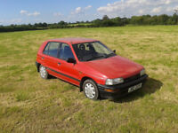 1993 charade cxi 1.3 16v efi automatic for parts or repair