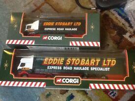 Eddie stobart trucks