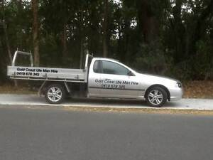 Gold Coast Ute Man Hire Southport Gold Coast City Preview