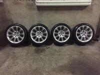 "18"" BMW 5 Series M Sport Alloys"