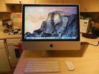 "24"" Apple iMac"