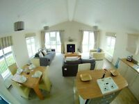AMAZING LUXURY LODGE / HOLIDAY HOME , FINANCE OPTIONS AVAILBLE SUBJECT TO STATUS* SEA VIEW PITCH