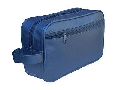 TOILETRY BAG - WASH BAG - TRAVEL BAG - COSMETIC MAKEUP CASE ORGANIZER STORAGE