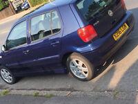 VW Polo 1.4L 2000