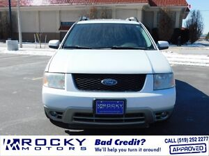 2007 Ford Freestyle SEL $4,995 PLUS TAX