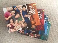 Season 1-4 One Tree Hill Boxsets