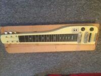 Vintage Marlin HG-92 Steel String Lap Guitar