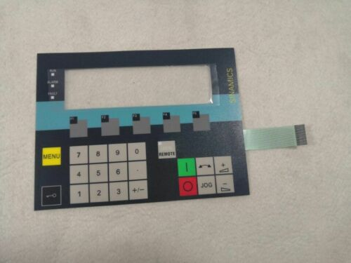 New For Siemens AOP30 6SL3055-0AA00-4CA5 the button pannel