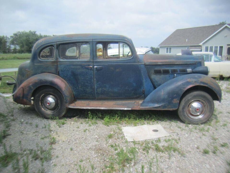 1937 Packard Model C