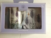 Portmeirion gift set - mug and coaster in gift packing.